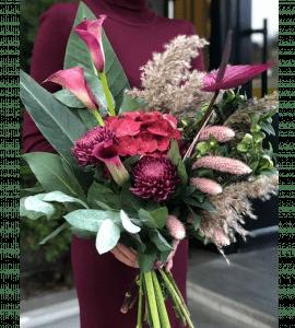 Bouquet 'Confession' – Flower shop STUDIO Flores