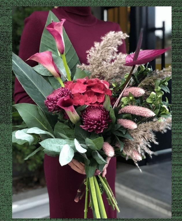 Букет 'Признание' – Интернет-магазин цветов STUDIO Flores