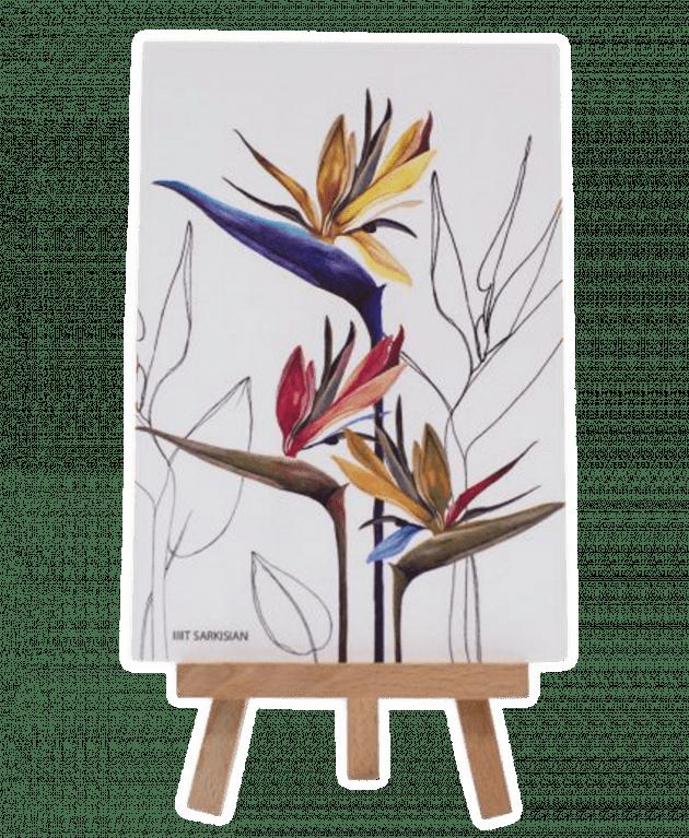 Открытка семнадцать – Интернет-магазин цветов STUDIO Flores