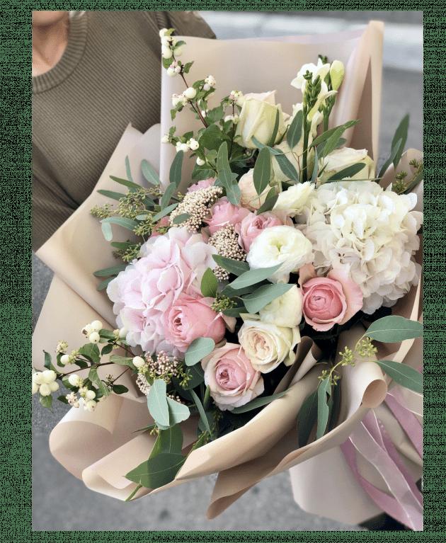 Букет 'Кэнди' – Интернет-магазин цветов STUDIO Flores