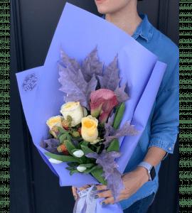 """Букет """"Колибри"""" – Інтернет-магазин квітів STUDIO Flores"""