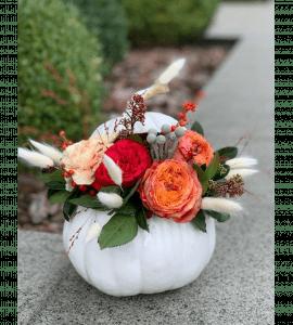 Букеты для Хэллоуина – flores-shop.com.ua