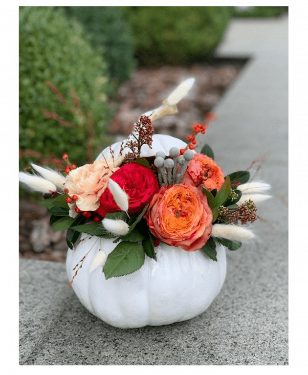 Букет 'Осенняя фантазия' – Интернет-магазин цветов STUDIO Flores