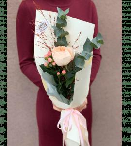 """Букет """"Мадмуазель Джульетта"""" – Інтернет-магазин квітів STUDIO Flores"""