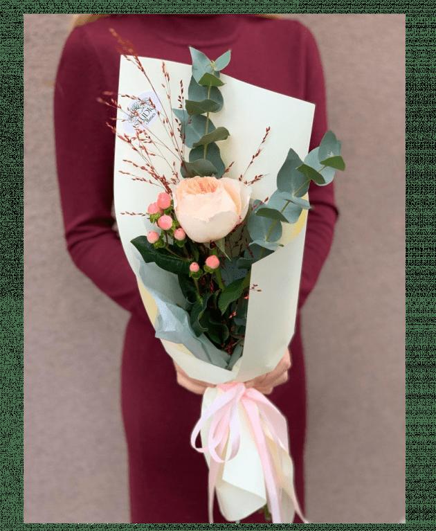 Букет 'Мадмуазель Джульетта' – Интернет-магазин цветов STUDIO Flores