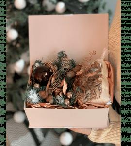 """Букет """"Приятный сюрприз с маршмеллоу"""" – Інтернет-магазин квітів STUDIO Flores"""