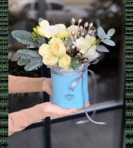 Зимний букет - flores-shop.com.ua