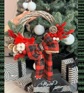 Значение рождественского венка