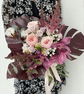Букет 'Мир Марвел' – Интернет-магазин цветов STUDIO Flores