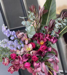 Букет 'Цветочный вихрь' – Интернет-магазин цветов STUDIO Flores