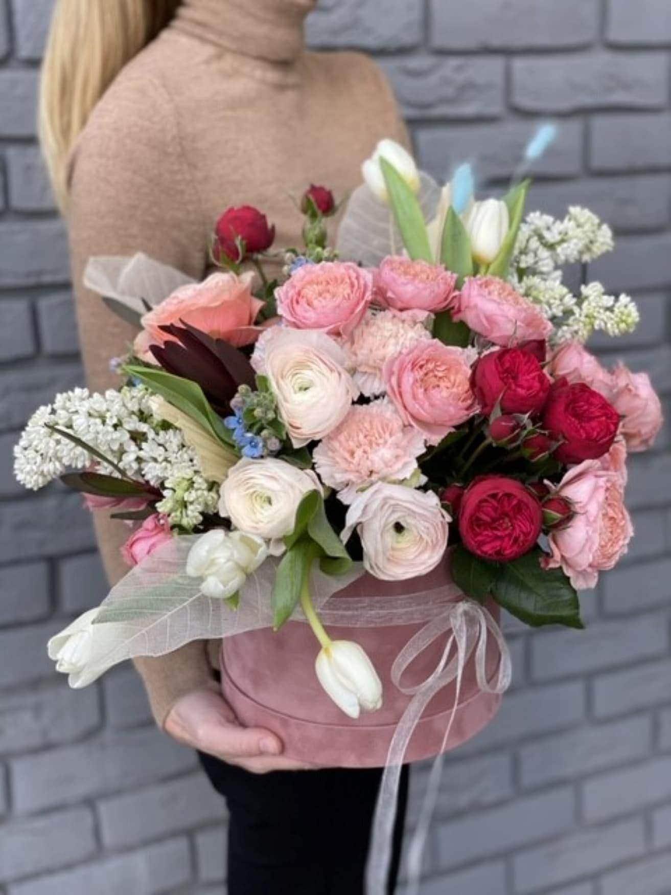 Букет 'Прима' – Інтернет-магазин квітів STUDIO Flores
