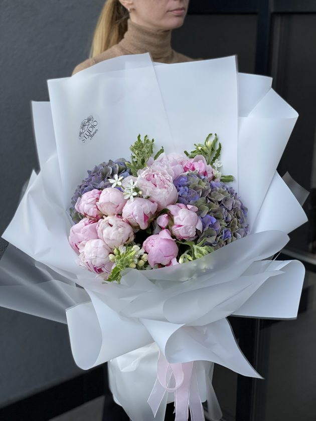 Букет 'Принцеса' – Інтернет-магазин квітів STUDIO Flores