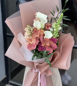 Букет 'Афина' – Интернет-магазин цветов STUDIO Flores