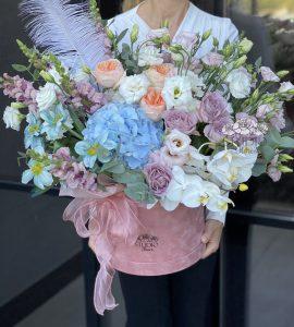 Букет 'Марсель' – Інтернет-магазин квітів STUDIO Flores