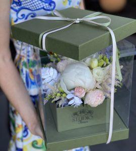 Букет 'Мавка' – Интернет-магазин цветов STUDIO Flores