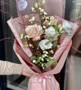 Bouquet 'Frappe' – Flower shop STUDIO Flores