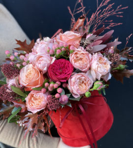 Bouquet 'Matador' – Flower shop STUDIO Flores