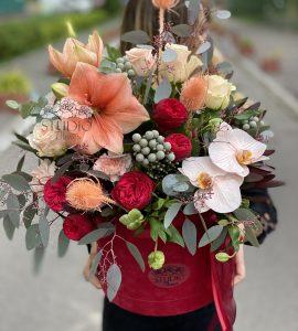 Букет 'Верона' – Интернет-магазин цветов STUDIO Flores