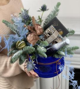 Lotus Sparks Gift Set – Flower shop STUDIO Flores