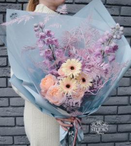 Букет 'Балерина' – Интернет-магазин цветов STUDIO Flores