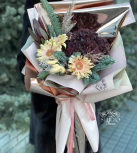 Bouquet 'Merida' – Flower shop STUDIO Flores
