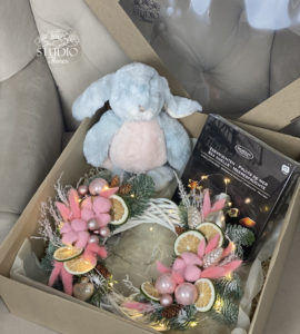 Gift set 'For the New Year 2' – Flower shop STUDIO Flores