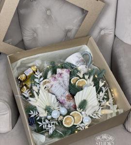 Gift set 'New Year 3' – Flower shop STUDIO Flores
