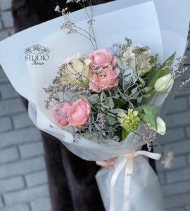 Bouquet 'Arabesque' – Flower shop STUDIO Flores