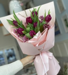 Buy tulips with delivery