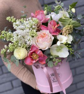 Bouquet 'Thumbelina' – Flower shop STUDIO Flores