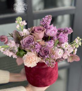 Букет 'Флоренція' – Інтернет-магазин квітів STUDIO Flores